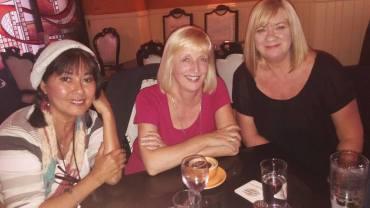 Celine, Susuan & Louise in Dublin